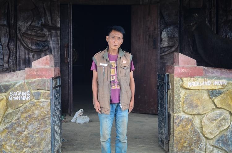 1. Village Chief Aung Tonyei